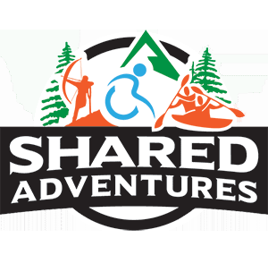 the official logo for shared adventures