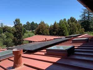 Camphill California solar project